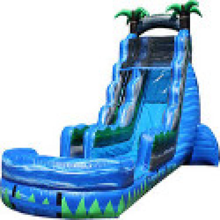 Water Slides & Parks