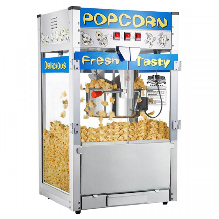 12oz Popcorn Machine