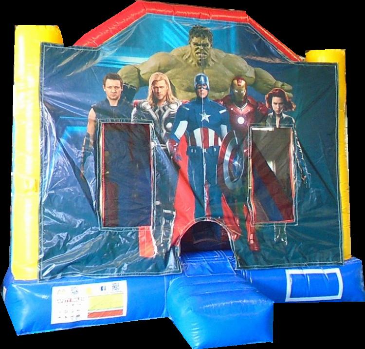 Avengers 4 in 1 Combo