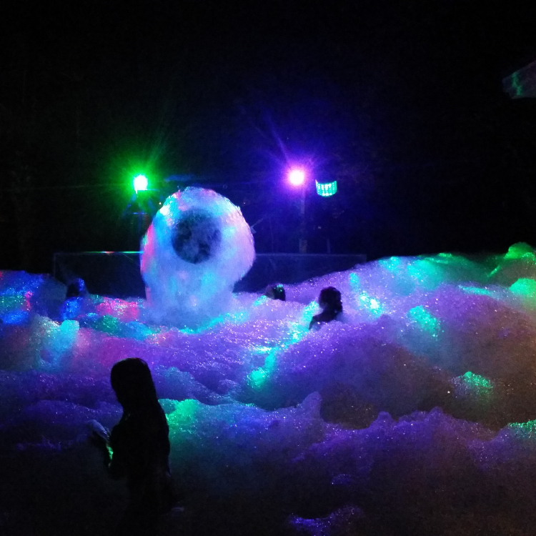 Night Foam Party