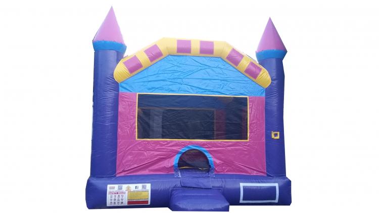 Purple Bounce House