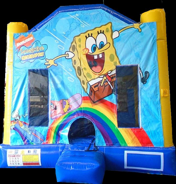 Spongebob 3 in 1